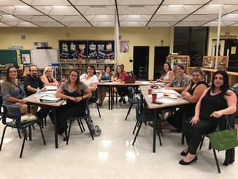First Catholic School Council Meeting: Great Success