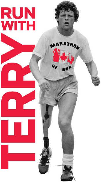 Terry Fox Walk: September 28th at 1:00 p.m.