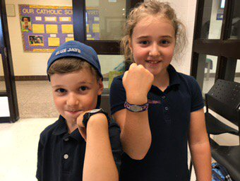 Safety is First at St. Peter CES