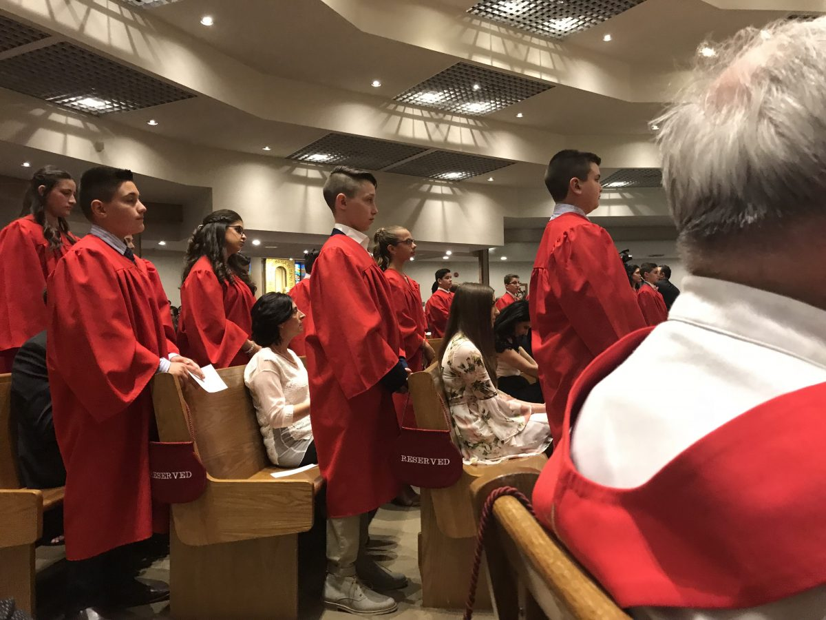 Congratulations to our Confirmandi!!!