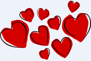 St. Peter's will celebrate Valentine's Day on February 9th