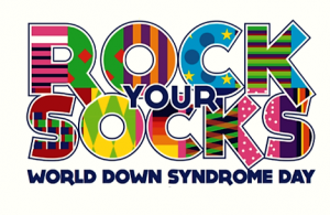 Join us to celebrate World Down Syndrome Day
